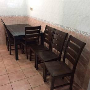 Dining sets (6 chairs)