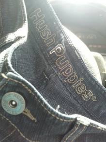 Jeans brand hush puppish