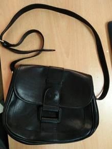 Slingbags kulit leather