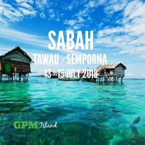 Snorkeling Di Semporna Sabah