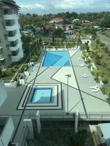 Homelite Eco Park 4th Floor, Miri (facing pool & 2 parkings)
