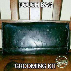 Grooming Kit Pouch Bag BAPE X SHIMA