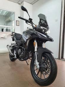 Benelli TRK251ABS SE (trk250)(touring motor)