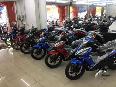 SYM 185 VF3 (Clearance Stock V1) Deposit RM200