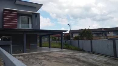 Double Storey Semi Detached Sri Moyan