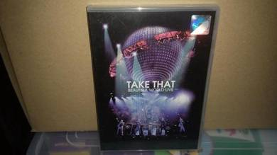 DVD Take That - Beautiful World Live 2DVD
