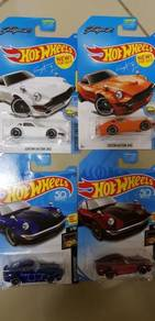 Hotwheels Custome Datsun 240z