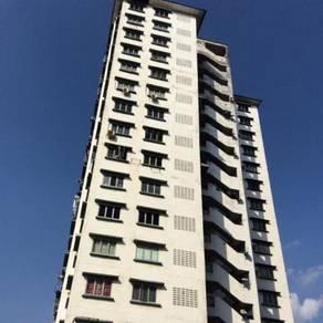 Apartment Desa Tun Razak untuk Dijual
