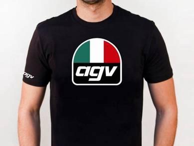Baju T-Shirt AGV NSQ171 siap poslaju