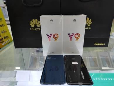 Huawei y9 2019 original set