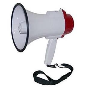 Pembesar Suara Megaphone Hailer HQ-1O8