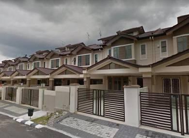 GOOD BUY 2 Storey 22X75 FREEHOLD Taman Kluang Indah, Kluang, Johor