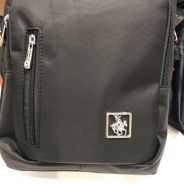 Royal polo black bag