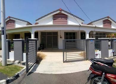 Rumah untuk di sewa di Semeling Kedah