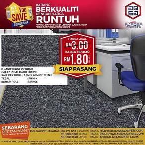 We Save You Save Colour Sale Promotion For Karpet