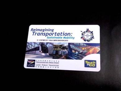 Touch n Go Card - LPT