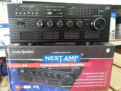 Amplifier Nest Amp