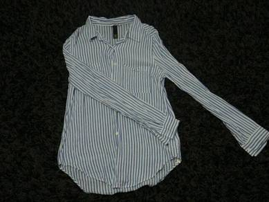 FACTORIE striped long sleeve