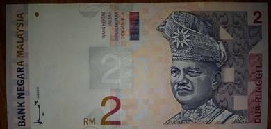 RM2 lama Governor Tan Sri Dato♠Ahmad