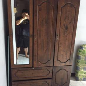 Chest Cabinet and Wardrobe Sets