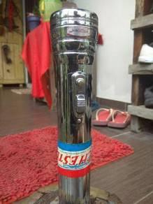 Cpe antique torch light vintage lama old antik