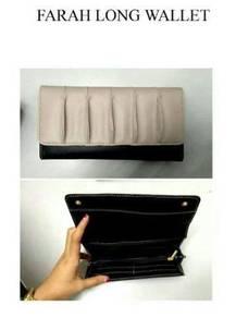 Farah long wallet