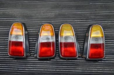Gino Kelisa L7 Cuore Licca Rear Lamp Lampu Japan