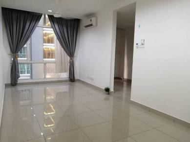 [ seri kembangan 3 elements for rent ] - 2rooms with kitchen cabinet