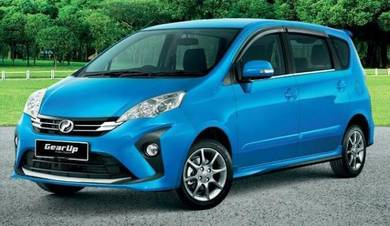 New Perodua Alza for sale