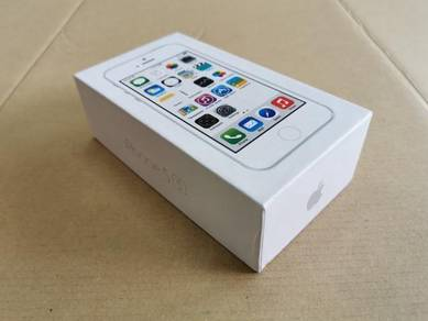 [BOX ONLY] fake iphone 5's box