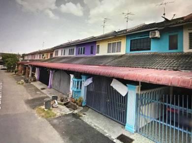 Rumah Low Rendah, Skudai, Bumi Lot Full Loan