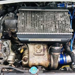 Engine 3sgte St214