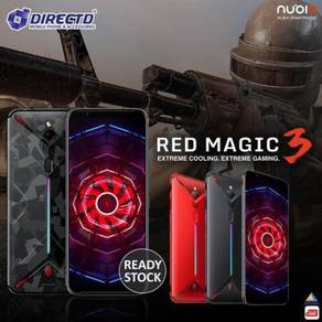 NUBIA RED Magic 3 (12GB RAM | 256GB ROM)CAMO-MYset