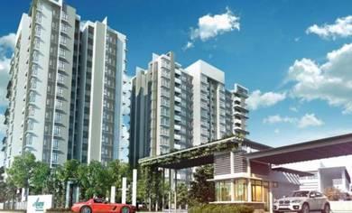 Aura residence precinct 8, putrajaya for sale