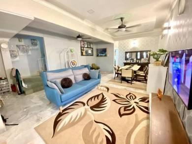 [ Renovated + Well mantain ] 2 Storey Terrace Taman Kinrara 4 Puchong