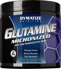 Dymatize Glutamine muscle recover