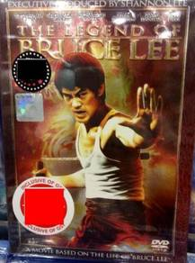 DVD The Legend of Bruce Lee