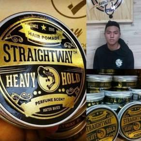 ORIGINAL Straightway Hair Rambut Pomade Gel Wax