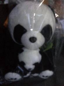 Teddy bear panda 50cm