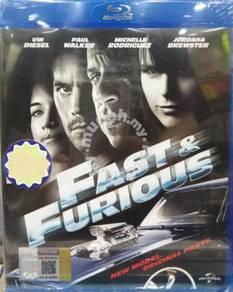 Blu-ray Fast & Furios 4 Movie