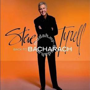 IMPORTED CD Steve Tyrell Back To Bacharach