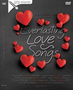 DVD Everlasting Love Songs