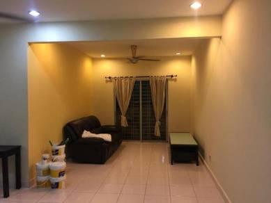 Melur Apartment [Fully reno, Below market value] 3min to LRT, Sentul