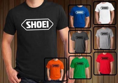 Baju T-Shirt SHOEI SOLID NSQ200 siap poslaju