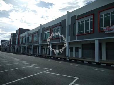 Double Storey Shop Office, Tmn Bestari, Kuala Ketil