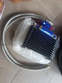 Oil cooler exhaust myvi alza oil filter turbo