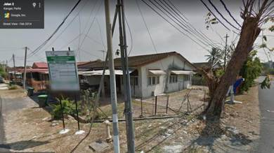 Cornerlot House in Prime Area Kangar