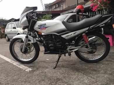 Yamaha RXZ utk dilepaskan