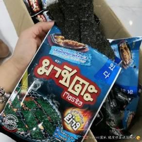 Korean squid chili nori