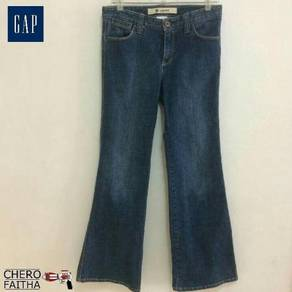 GAP low rise stretch jeans denim seluar wanita